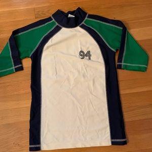 Old Navy Rashguard swim shirt Size XL Boys